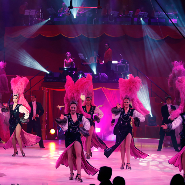 LIDO DE PARIS CABARET & CIRQUE BOUGLIONE IN BANGALORE