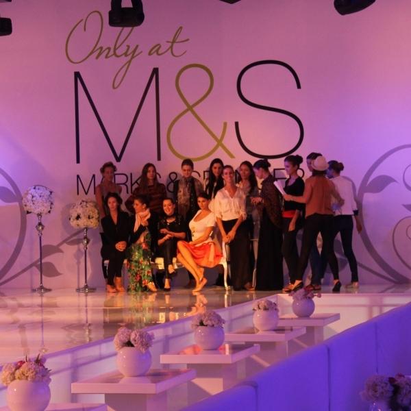 Mark & Spencer – Fashion Show
